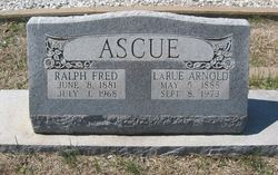 Ralph Fred Ascue
