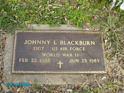 Johnny Louis Blackburn
