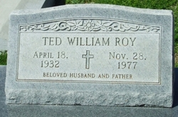 Ted William Roy