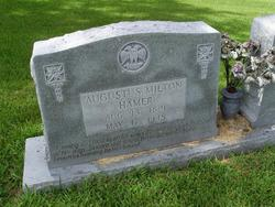 Augustus Milton Hamer