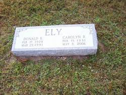 Carolyn <i>R</i> Ely