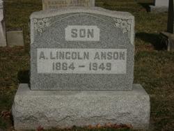 A. Lincoln Anson