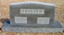 Eliesabeth Friesen