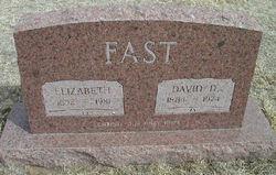 Elizabeth <i>Suderman</i> Fast