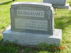 Anna Fredericka <i>Meyer</i> Burghart