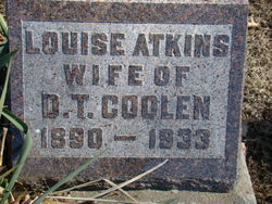 Martha Louise <i>Atkins</i> Coolen