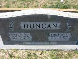 William Spurgeon Duncan