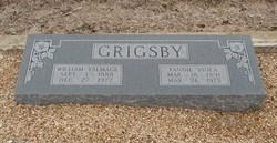 Fannie Viola <i>Hogan</i> Grigsby