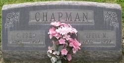 Effie May <i>Rogers</i> Chapman