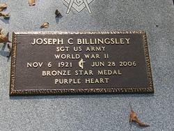 Joseph Clay Billingsley