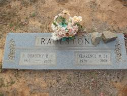 Clarence Melvin Cm Raulston, Jr