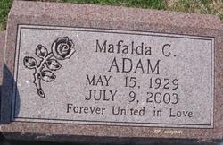 Mafalda C Adam