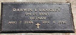 Darwin L Langley