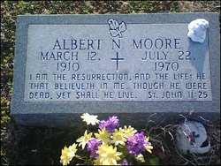 Albert Nelson Moore