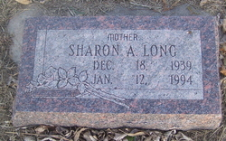 Sharon Ann <i>Kiser</i> Long