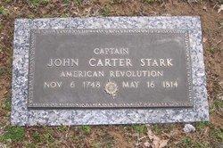 Capt John Carter Stark