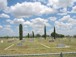 Brown Ranch Cemetery