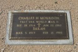 Charles H Morrison
