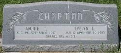 Archie Thomas Chapman