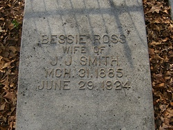 Bessie Ross Smith