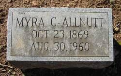 Myra Eliza <i>Compton</i> Allnutt