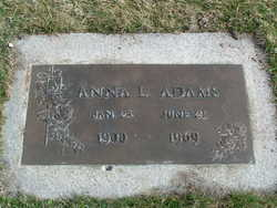 Anna Laura Adams