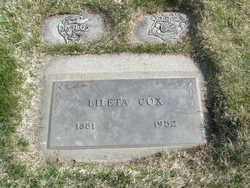 Lileta <i>Bell</i> Cox