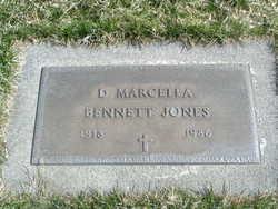 Dorothy Marcella <i>Bennett</i> Jones