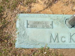 James Ivey Slim Mckay
