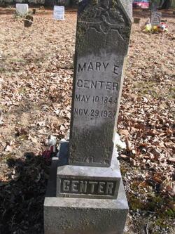 Mary Elizabeth <i>Bell</i> Center