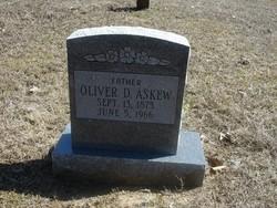Oliver D. Askew