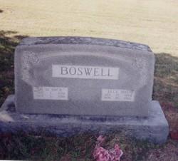 Ella Mae <i>Goddard</i> Boswell