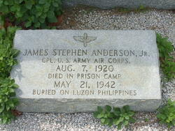 Corp James Stephen Anderson, Jr