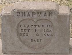 Clayton C Chapman