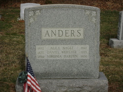 Alice <i>Nagle</i> Anders
