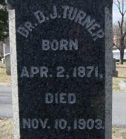 Dr D J Turner