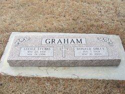 Lucile <i>Stubbs</i> Graham