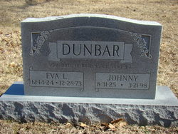 Johnny Dunbar