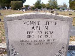 Vonnie <i>Little</i> Aplin