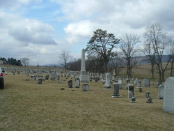 West Kishacoquillas Presbyterian Cemetery