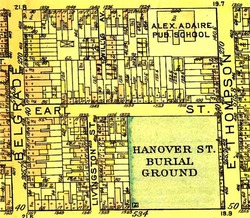 Hanover Street Burial Grounds (Defunct)
