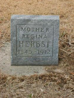 Regina <i>Sauer</i> Herbst