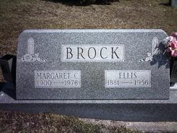 Margaret M <i>Cooper</i> Brock