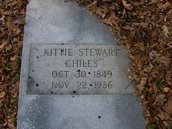Catherine Kittie <i>Stewart</i> Chiles