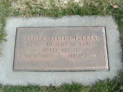George Albert Al Perret