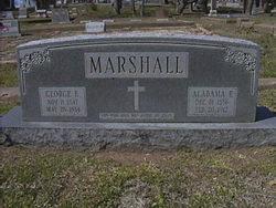 Alabama F. Marshall