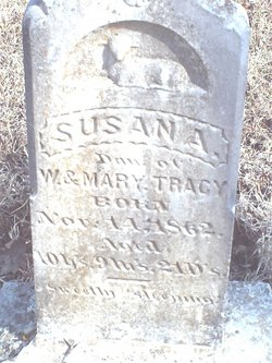 Susan A Tracy