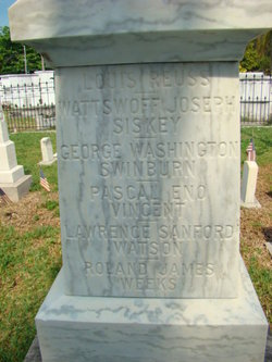 Wattswoff Joseph Siskey