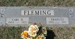 Mary Frances Frances <i>Jones</i> Fleming