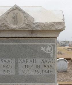 Sarah Isaac